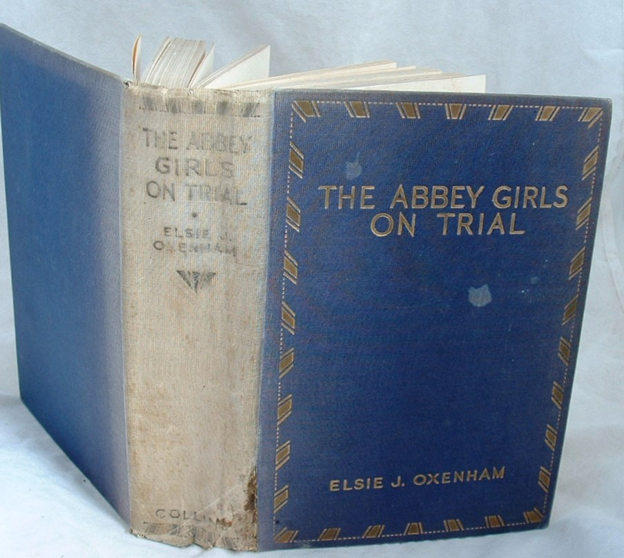 Image for The Abbey Girls on Trial