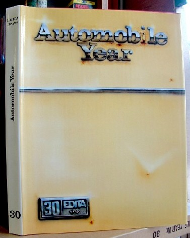 Image for Automobile Year 1982-1983  No. 30