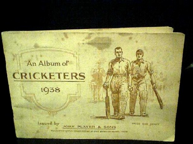 Image for An Album of Cricketers 1938