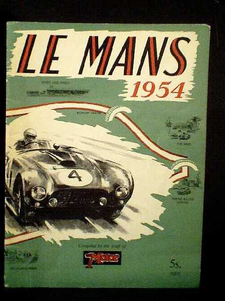 Image for Le Mans 1954