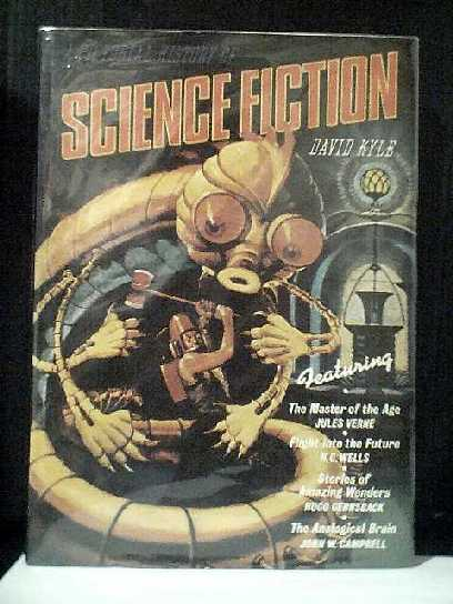 Image for A Pictorial History of Science Fiction