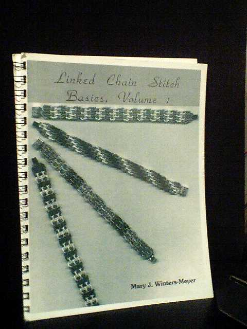 Image for Linked Chain Stitch Basics Volume One