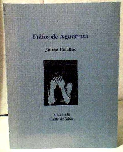 Image for Folios De Aguatinta