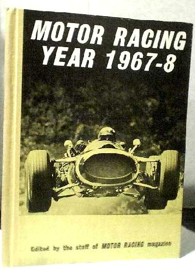 Image for Motor Racing Year 1997-8