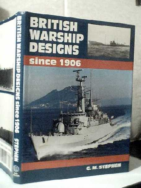 Image for British Warship Designs Since 1906