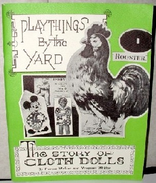 Image for Playthings By the Yard the Story of Cloth Dolls