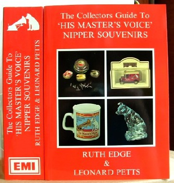 "Image for Collector's Guide to ""His Master's Voice"" Nipper Souvenirs"