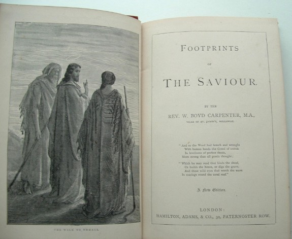 Image for Footprints of the Saviour