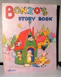 Image for Bonzo's Story Book