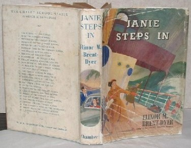 Image for Janie Steps In