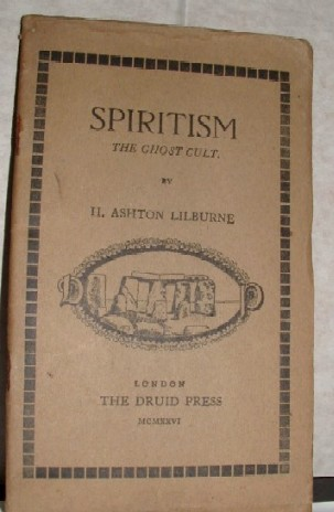 Image for Spiritism the Ghost Cult