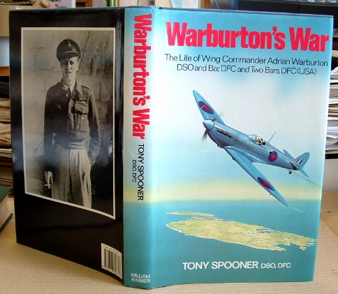 Image for Warburton's War: The Life of Wing Commander Adrian Warburton, DSO, DFC, DFC (USA)