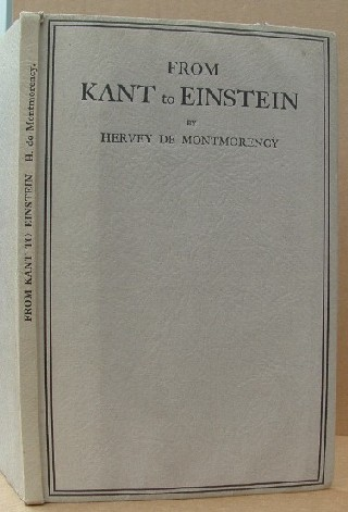 Image for From Kant to Einstein