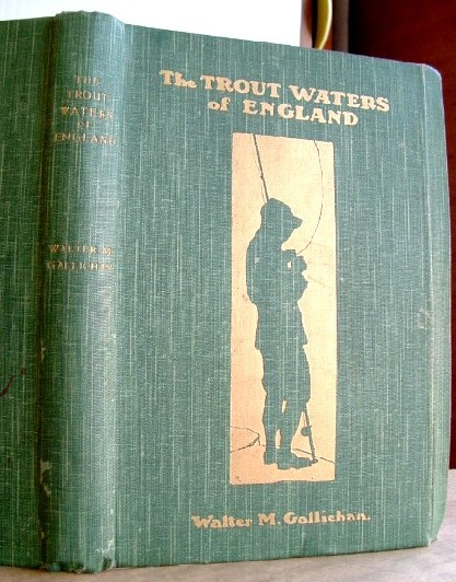 Image for The Trout Waters of England