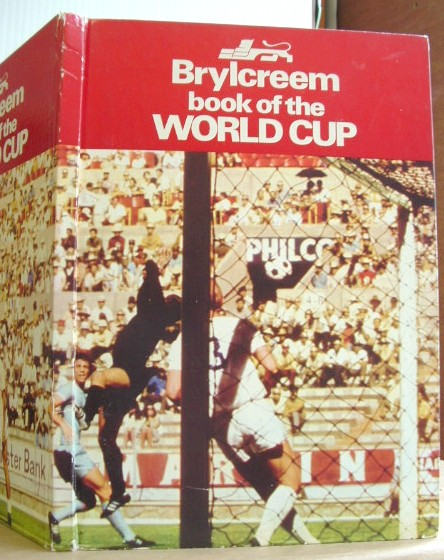 Image for Brylcreem Book of the World Cup