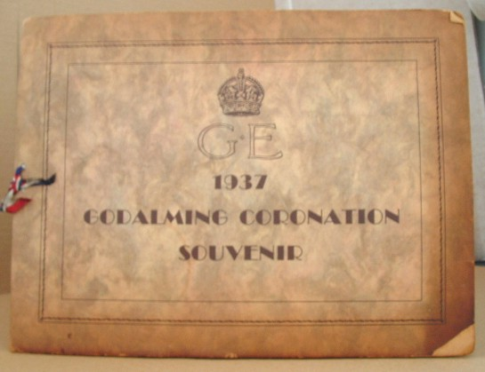 Image for 1937 Godalming Coronation Souvenir