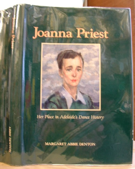 Image for Joanna Priest
