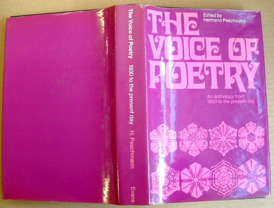 Image for The Voice of Poetry an Anthology from 1930 to the Present Day