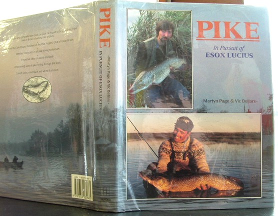 Image for Pike in Pursuit of Esox Lucius