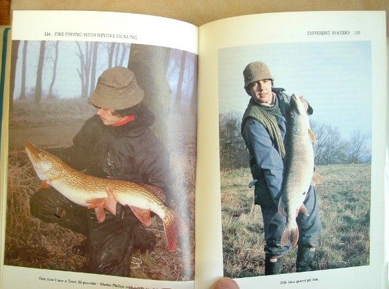 Image for Pike Fishing with Neville Fickling