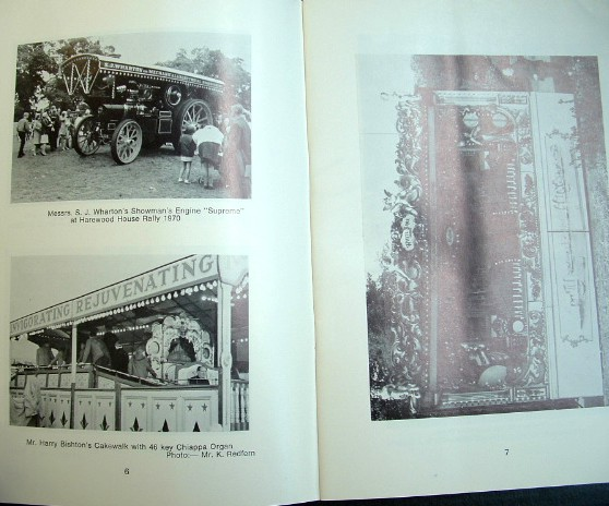 Image for Organs Rides and Engines on Parade Volume Two