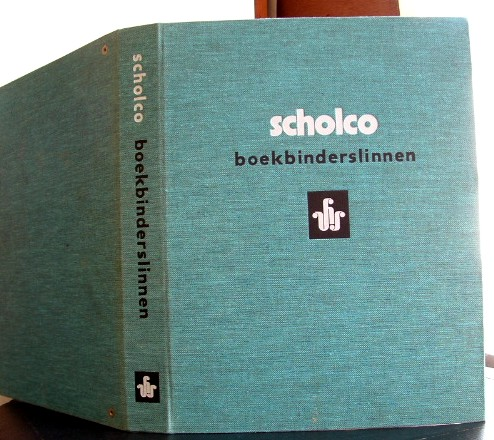 Image for Scholco Boekbinderslinnen Book Binders Cloth Catalogue