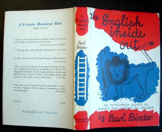 Image for The English Inside Out an Up to Date Report on Morals and Manners in England