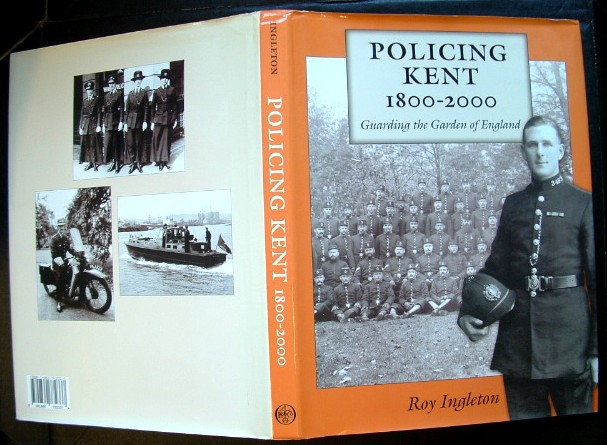 Image for Policing Kent 1800-2000