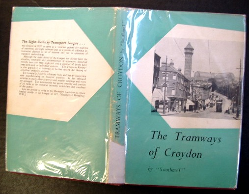 Image for The Tramways of Croydon