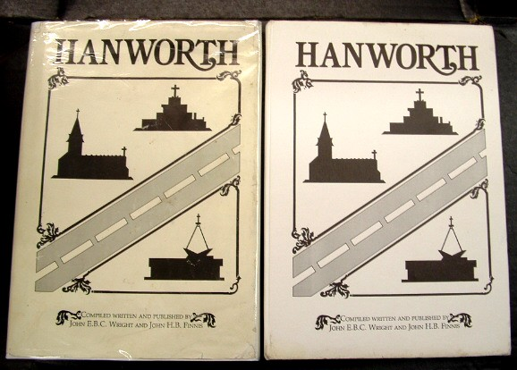 Image for A Book of Hanworth