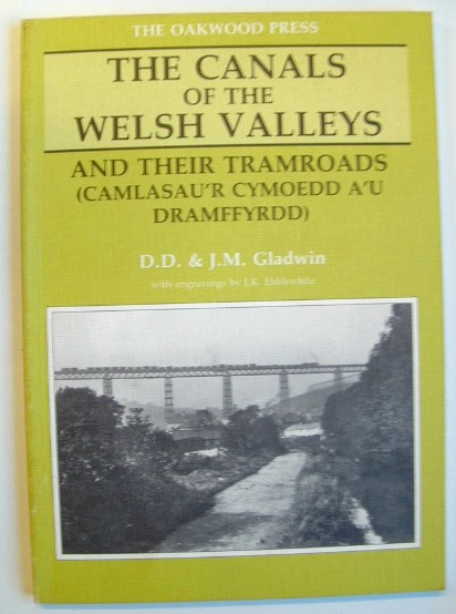 Image for Canals of the Welsh Valleys and Their Tramroads, The
