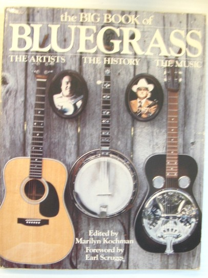 Image for Big Book of Blue Grass