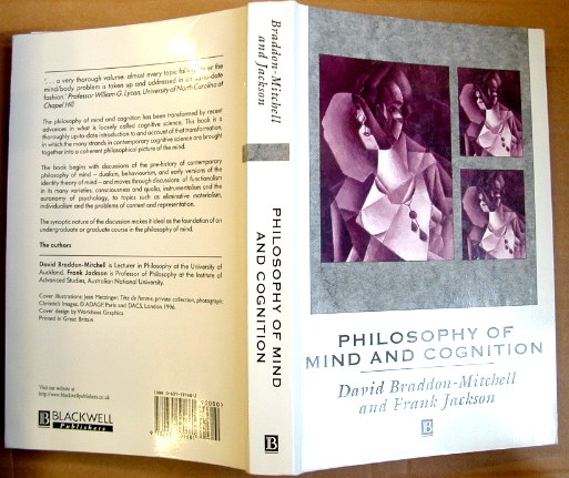 Image for Philosophy of Mind and Cognition: An Introduction