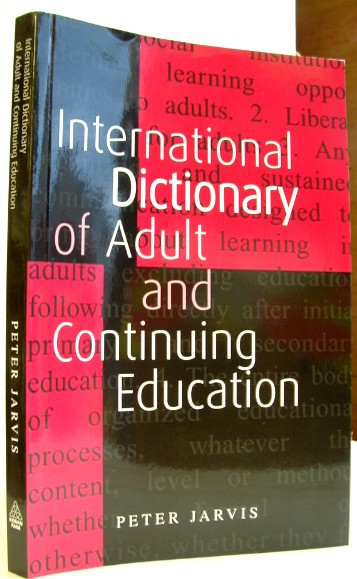 Image for International Dictionary of Adult and Continuing Education