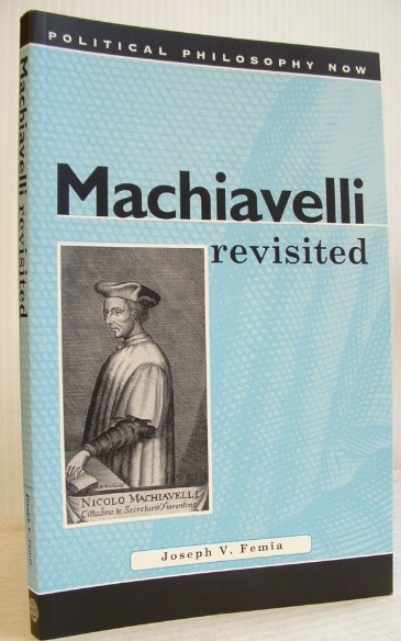 Image for Machiavelli Revisited