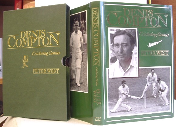 Image for Denis Compton Biography