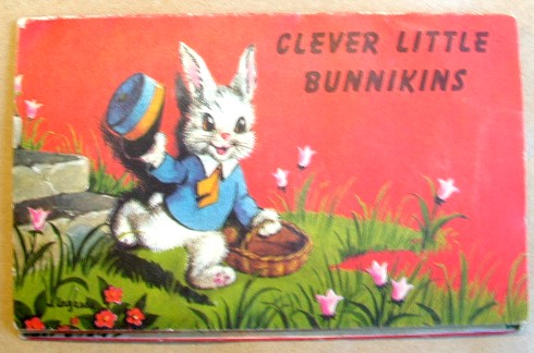 Image for Clever Little Bunnikins Pop Up Book