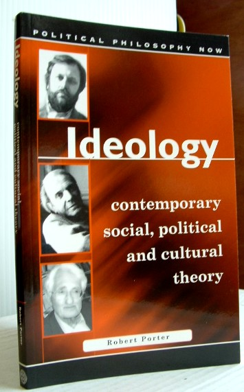 Image for Ideology: Explorations in Contemporary Social, Political and Cultural Theory