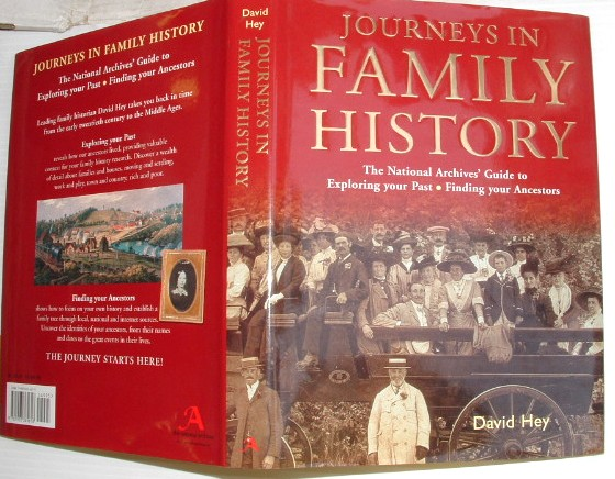 Image for Journeys in Family History: Exploring Your Past, Finding Your Ancestors