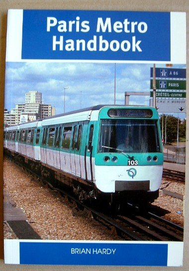 Image for Paris Metro Handbook