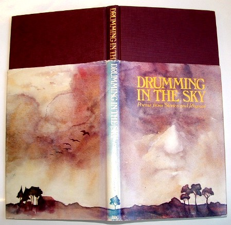 Image for Drumming in the Sky : Poems from Stories and Rhymes
