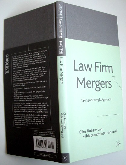 Image for Law Firm Mergers: Taking a Strategic Approach