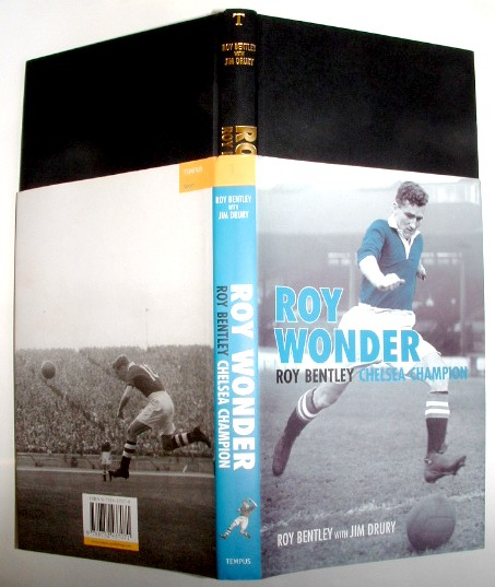 Image for Roy Wonder: The Story of Roy Bentley Chelsea Champion