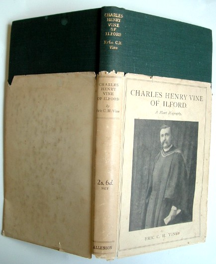 Image for Charles Henry Vine of Ilford