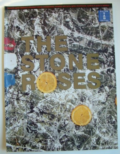 Image for The Stone Roses Musical Scores
