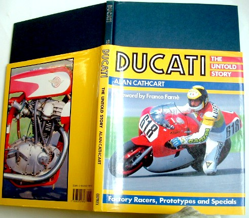 Image for Ducati: The Untold Story Factory Racers Prototypes and Specials