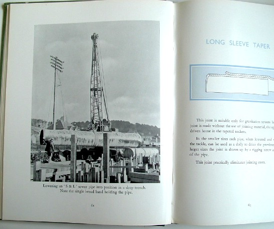Image for Steel Pipes for Water Gas Sewage and Air Section M 1953