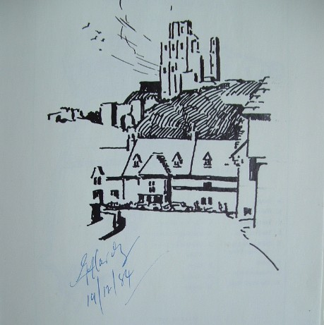 Image for The Story of Corfe Castle