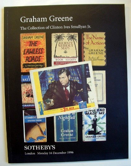 Image for Graham Greene the Collection of Clinton Ives Smullyan Jr