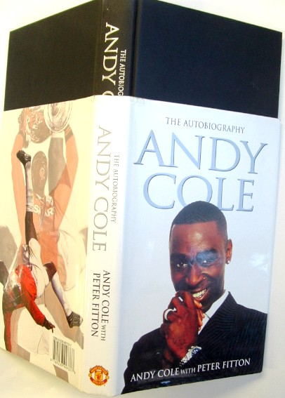 Image for Andy Cole : Autobiography